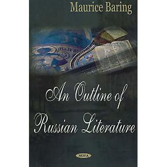Outline of Russian Literature by Maurice Baring - 9781594549410 Book