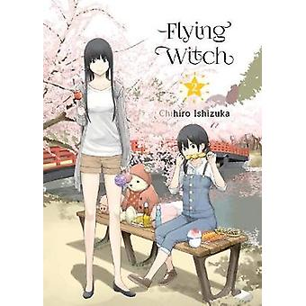 Flying Witch 2 by Chihrio Ichizuka - 9781945054105 Book
