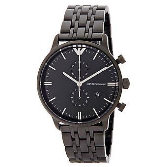 Emporio Armani Ar1934 Black Ion Plated Menâs Watch