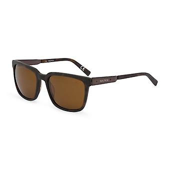 Nautica Men Brown Sunglasses -- 3189614896