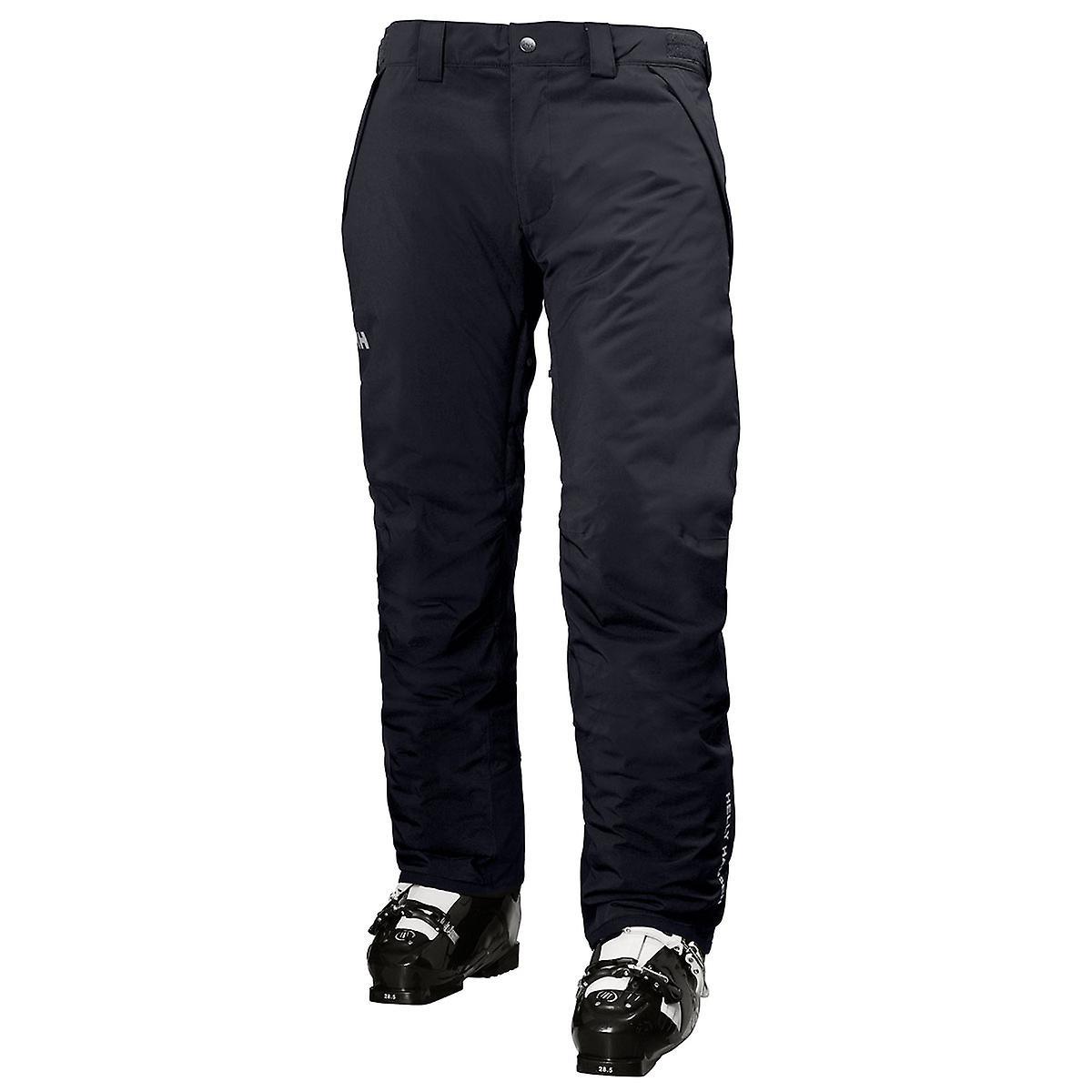 Helly Hansen Mens Velocity isolé pantalon de ski imperméable à l'eau