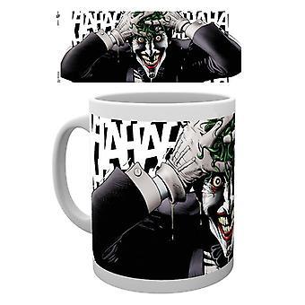 DC Comics tuant blague coffret tasse potable