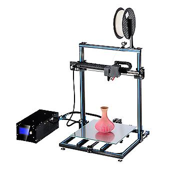 Adimlab i3 plus 3d printer diy kit 310*310*410 large printing size with dual track printing