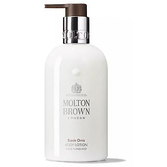 Suede Orris Lotion For The Body