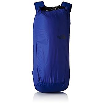 The North Face Flyweight Rolltop - Unisex Adult Backpacks - Blue (Bright Blue / Urban Navy) - 22x24x45 cm (W x H L)