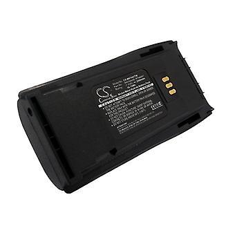 Batterie für Motorola NNTN4496 NNTN4497 NNTN4851 CP150 CP160 CP170 CP180 CP200