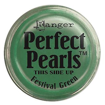 Perfect Pearls Pigment Powders Festive Green Ppp 36814