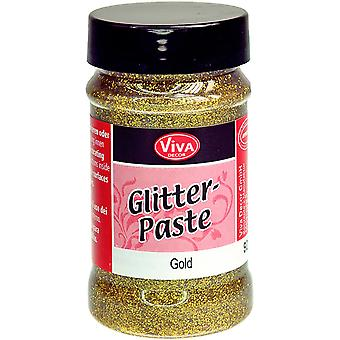 Gold-90ml de pâte paillettes GLTTRPST-90140