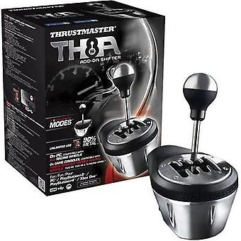 Gear shift Thrustmaster TX Racing Wheel TH8A Shifter AddOn PlayStation® 3, PlayStation® 4, PC, Xbox One Black-chrome