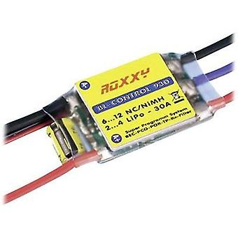 ROXXY Roxxy BL-control 930 Operating voltage7.2 - 14.8 V continuous current 30 Aconnector system Futaba