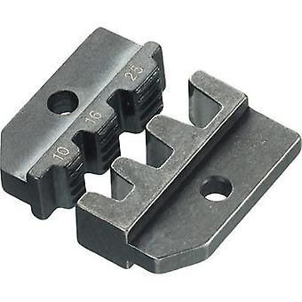 Crimp inset Ferrules 10 up to 25 mm²