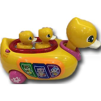 WinFun Duckling With Cria Salvaobstáculos (Babies , Toys , Others)