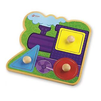 Cayro Train nestable (Toys , Preschool , Puzzles And Blocs)