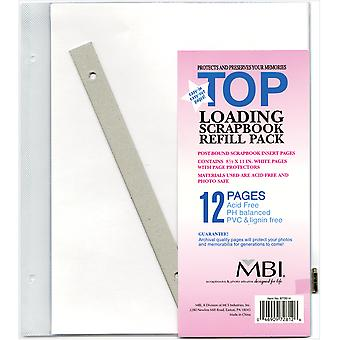 MBI Page Protectors 8.5
