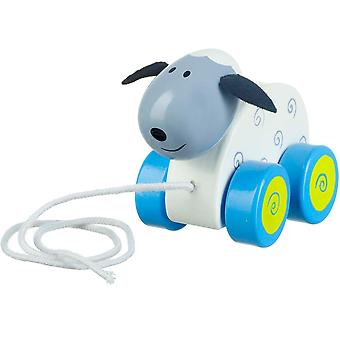 Orange Tree Toys Sheep Pull Along
