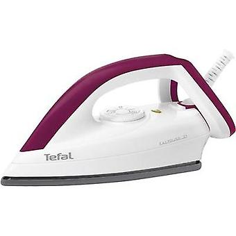 Iron Tefal FS4030 White, Dark red 1200 W