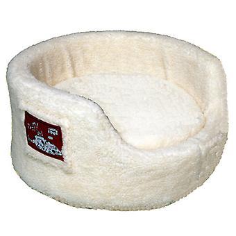 Sherpa Fleece Cream My First Bed