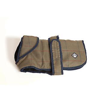 Tweed hundebluse 35cm (14