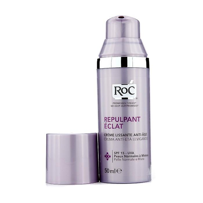 ROC Repulpant Eclat Anti-Aging Cream SPF15 - UVA (Normal & Mixed Skin) 50ml/1.7oz
