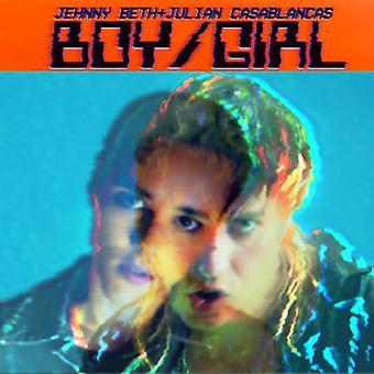 Beth, Jehnny / Casablancas, Julian - dreng / pige [Vinyl] USA import