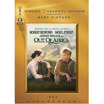 Out of Africa [DVD] USA import