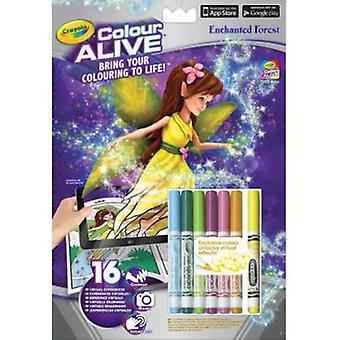 Crayola Enchanted Forest Color Alive