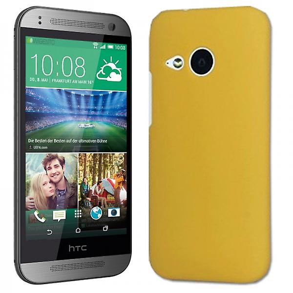 Hardcase standard yellow for HTC one mini 2 M5 2014