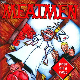 Meatmen - paven på et reb [CD] USA import