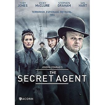 Geheim Agent [DVD] USA import