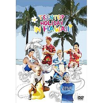 Teentop - Holiday in Hawaii Special [DVD] USA import