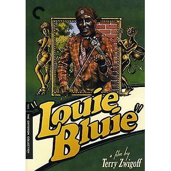 ルイ実行 Bluie 【 DVD 】 米国をインポートします。