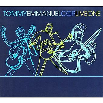 Tommy Emmanuel - Liveone [CD] USA import