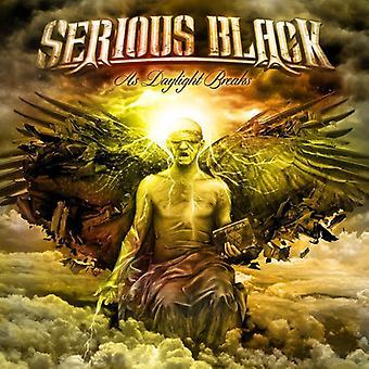 Negro serio - como importar de USA luz natural rompe [CD]