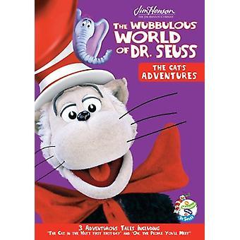 Kattens eventyr [DVD] USA importerer