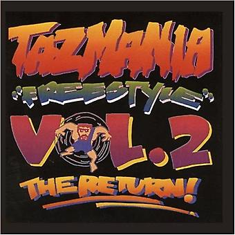 Tazmania Freestyle - Vol. 2-Tazmania Freestyle [CD] USA import