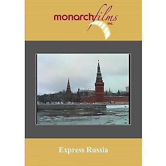 Express Rusland [DVD] USA import