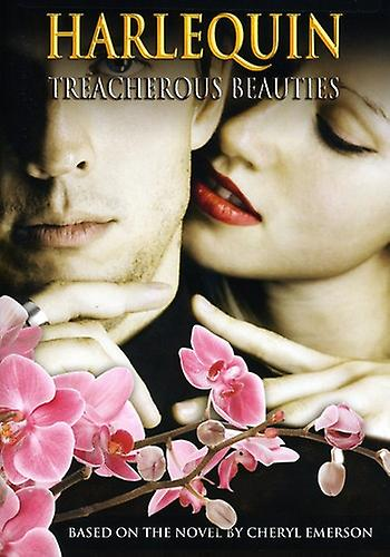 Harlequin: Treacherous Beauties [DVD] USA import
