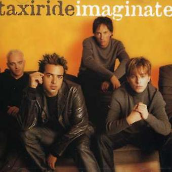 Taxiride - Imaginate [DVD] USA importere