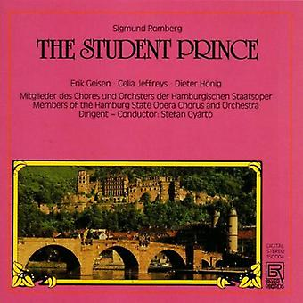 Romberg / Geisen / Jeffreys / Gyarto - Student Prince Sung in German [CD] USA import