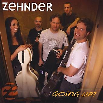 Zehnder - idąc w górę? [CD] USA import