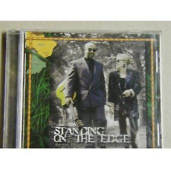 Janiece Jaffe & Marcos Cavalcante - Standing on the Edge [CD] USA import