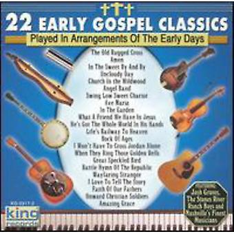 22 Early Gospel Classics - 22 Early Gospel Classics [CD] USA import