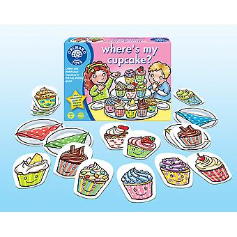 Orchard Toys Where's My Cupcake?