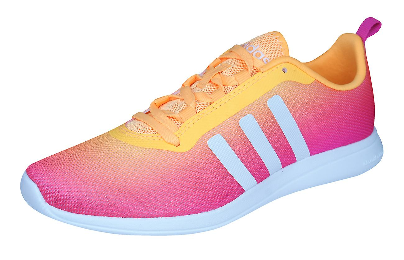 adidas Running Neo Cloudfoam Pure Womens Running adidas Trainers / Shoes - Pink f8fa74