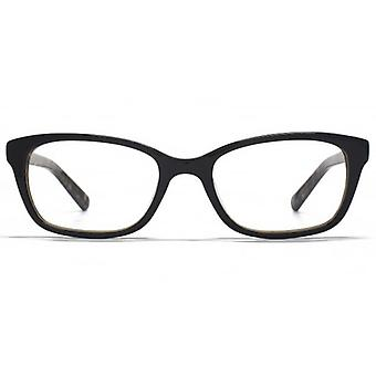 Carvela Classic Square Glasses In Black
