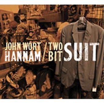 John Wort Hannam - to-bit kulør [CD] USA import