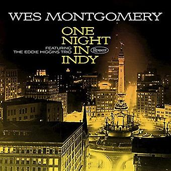 Wes Montgomery - en nat i Indy [CD] USA import