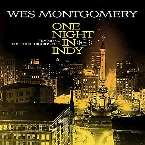 Wes Montgomery - One Night in Indy [CD] USA import