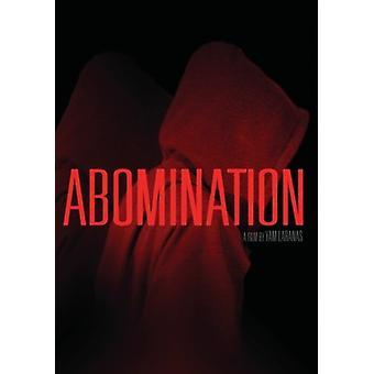 Abomination [DVD] USA import