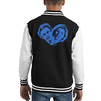 Doctor Who Capalker Kid's Varsity Jacket